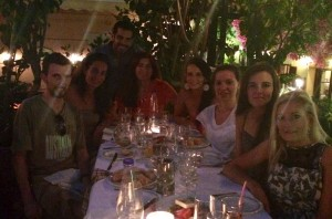 """AT THE TRADITIONAL TAVERN """"STAMATOPOULOS"""""""