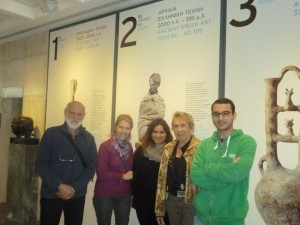 VISIT ΑΤ THE MUSEUM OF CYCLADIC ART
