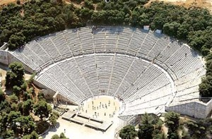 INTRODUCTION TO ANCIENT GREEK THEATER (TRAGEDY, COMEDY)