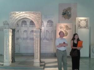 2013-06-27_ Στο Βυζαντινό Μουσείο!