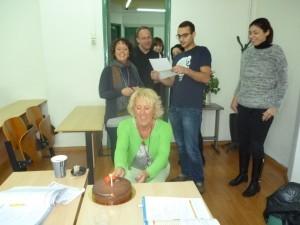 Thea's birthday 2