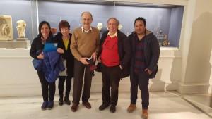 Eπίσκεψη στο Μουσείο Μπενάκη