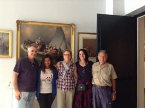 Επίσκεψη στο Μουσείο Μπενάκη